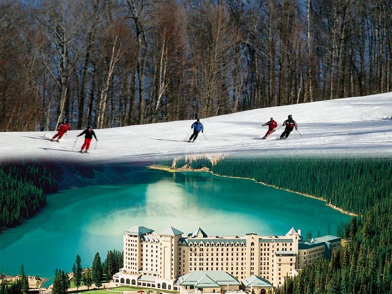 Hoteles Interior y Nieve