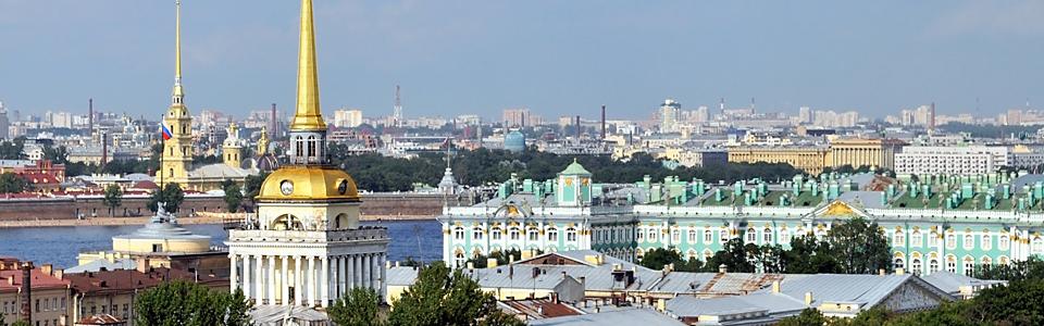 san petersburgo panoramica